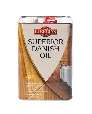 Liberon Superior DANISH Oil (with UV Filter)